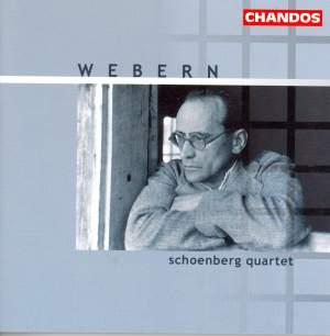 Webern: Langsamer Satz, (slow movement), Op. post. (1905), etc.