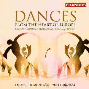 Dances from the Heart of Europe Product Image