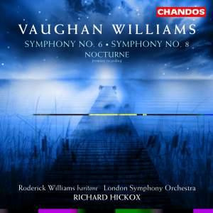 Vaughan Williams: Symphony No. 8 in D minor, etc. Product Image
