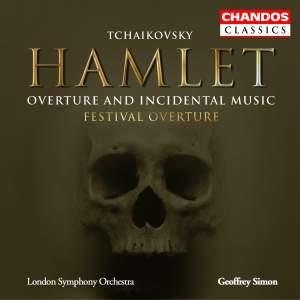 Tchaikovsky: Hamlet: Overture & Incidental Music, etc. Product Image