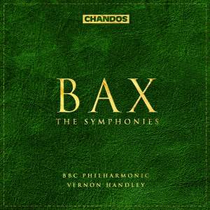 Bax - The Symphonies Product Image