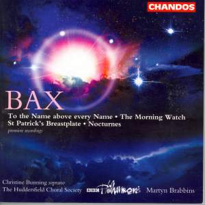 Bax - Choral Works