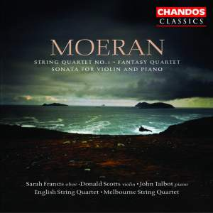 Moeran: Violin Sonata in E minor, etc.