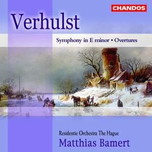 Verhulst - Symphony & Overtures