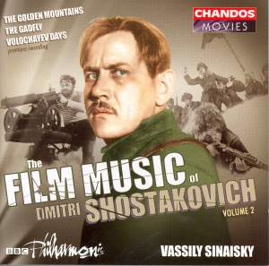 The Film Music of Dmitri Shostakovich, Volume 2
