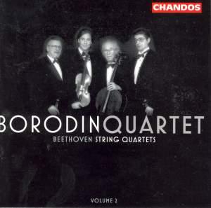 Beethoven - String Quartets Volume 2