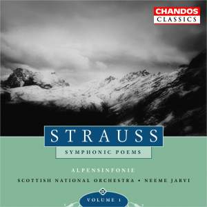 Richard Strauss - Symphonic Poems Volume 1