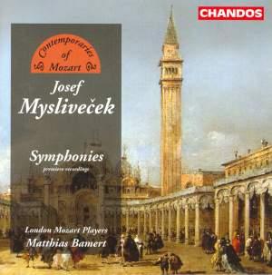 Contemporaries of Mozart - Josef Myslivecek