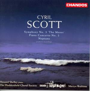 Cyril Scott - Orchestral Works Volume 1 Product Image
