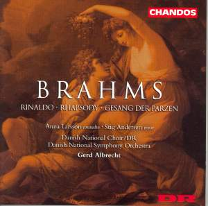 Brahms - Choral Works Volume 3