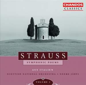 Richard Strauss - Symphonic Poems Volume 3