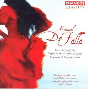 Falla: El Amor Brujo, etc. Product Image