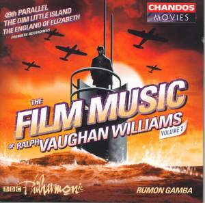 The Film Music of Ralph Vaughan Williams, Volume 2 Product Image