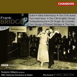 Bridge: Orchestral Works Volume 5