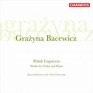Graznya Bacewicz - Polish Capriccio