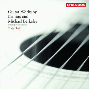 Guitar Works by Lennox and Michael Berkeley