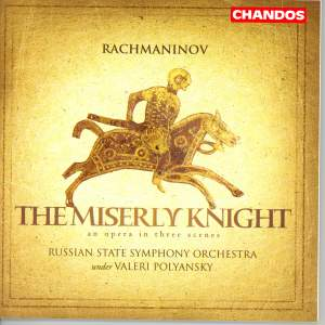 Rachmaninov: The Miserly Knight, Op. 24 Product Image