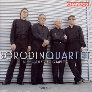 Beethoven - String Quartets Volume 3