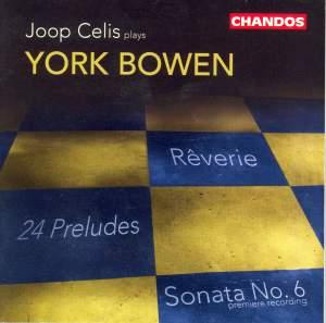 York Bowen Piano Music Volume 1