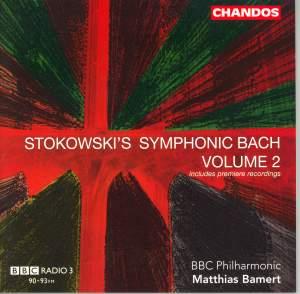 Stokowski's Symphonic Bach, Volume 2