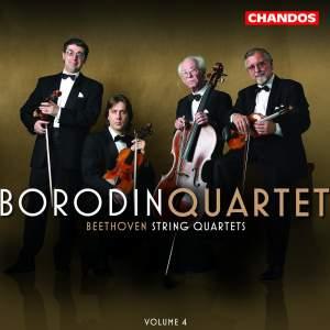 Beethoven - String Quartets Volume 4