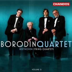 Beethoven - String Quartets Volume 5