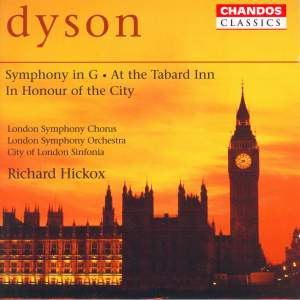 Dyson: Overture: At the Tabard Inn, etc.