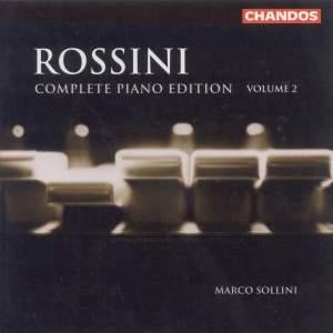 Rossini - Complete Piano Edition Volume 2