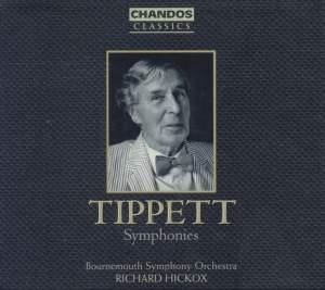 Michael Tippett - Complete Symphonies