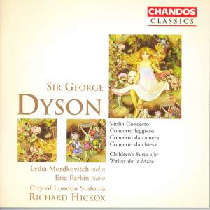Dyson: Violin Concerto, Concerto leggiero, Children's Suite & other works