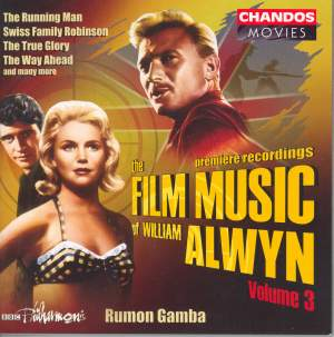 The Film Music of William Alwyn, Volume 3