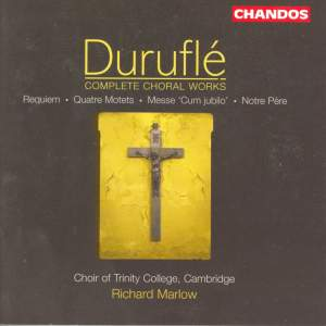Maurice Duruflé - Complete Choral Works Product Image