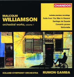 Williamson - Orchestral Works Volume 1 Product Image