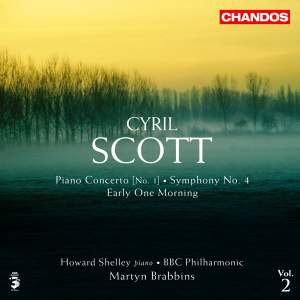 Cyril Scott - Orchestral Works Volume 2