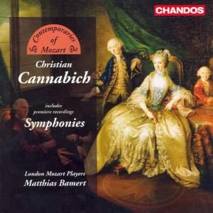 Contemporaries of Mozart - Johann Christian Cannabich