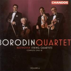 Beethoven - String Quartets Volume 6
