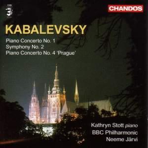 Kabalevsky - Piano Concertos Volume 2
