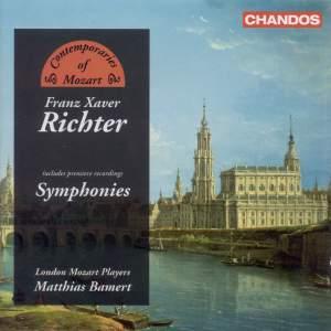 Contemporaries of Mozart - Franz Xaver Richter