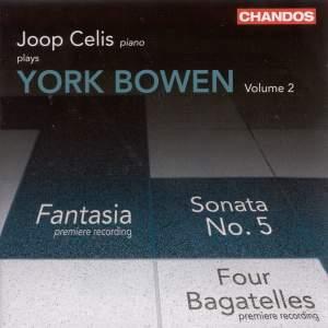 York Bowen Piano Music Volume 2 Product Image