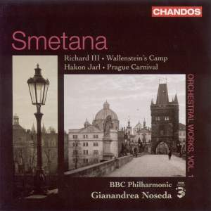 Smetana - Orchestral Works Volume 1