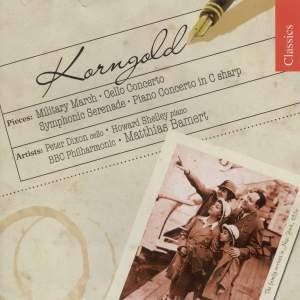 Korngold: Selected Orchestral works
