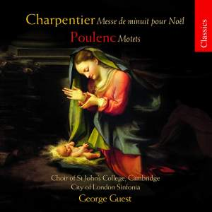 Charpentier and Poulenc: Choral Works Product Image