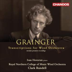 Grainger - Transcriptions for Wind Band