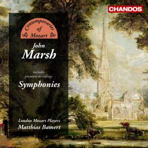 Marsh: Symphonies Nos. 2, 6, 7, 8 / Conversation Symphony for 2 Orchestras