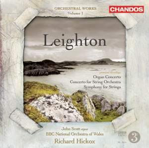 Leighton - Orchestral Works Volume 1