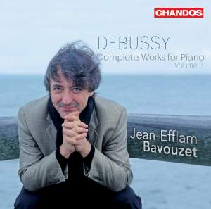 Debussy - Complete Works for Solo Piano Volume 3