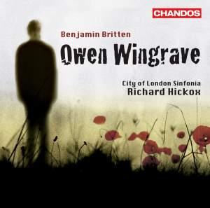Britten: Owen Wingrave Product Image