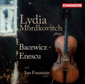 Lydia Mordkovitch plays Bacewicz & Enescu