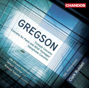 Edward Gregson: Concertos Volume 2 Product Image