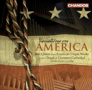 Variations on America Product Image